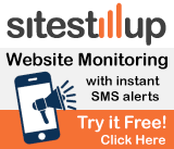 Website Monitoring with SMS TXT alerts